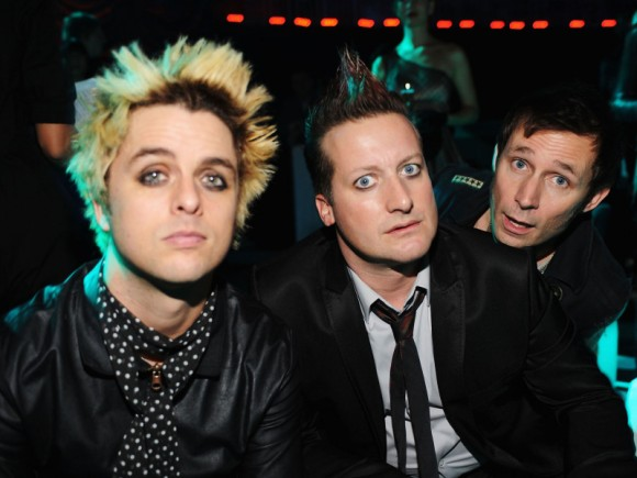 green day secret show milano