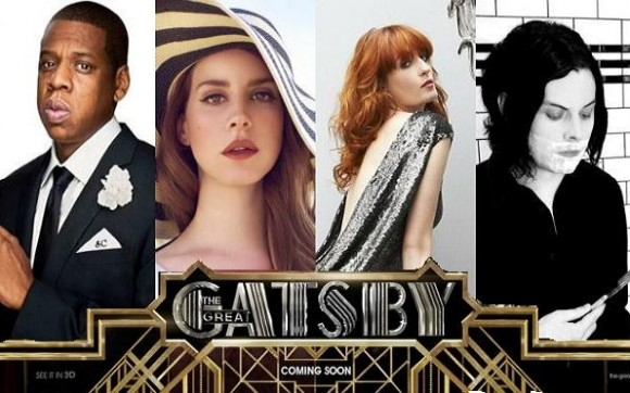 il grande gatsby colonna sonora streaming