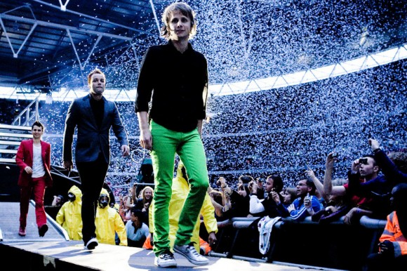 scaletta muse summer stadium tour 2013