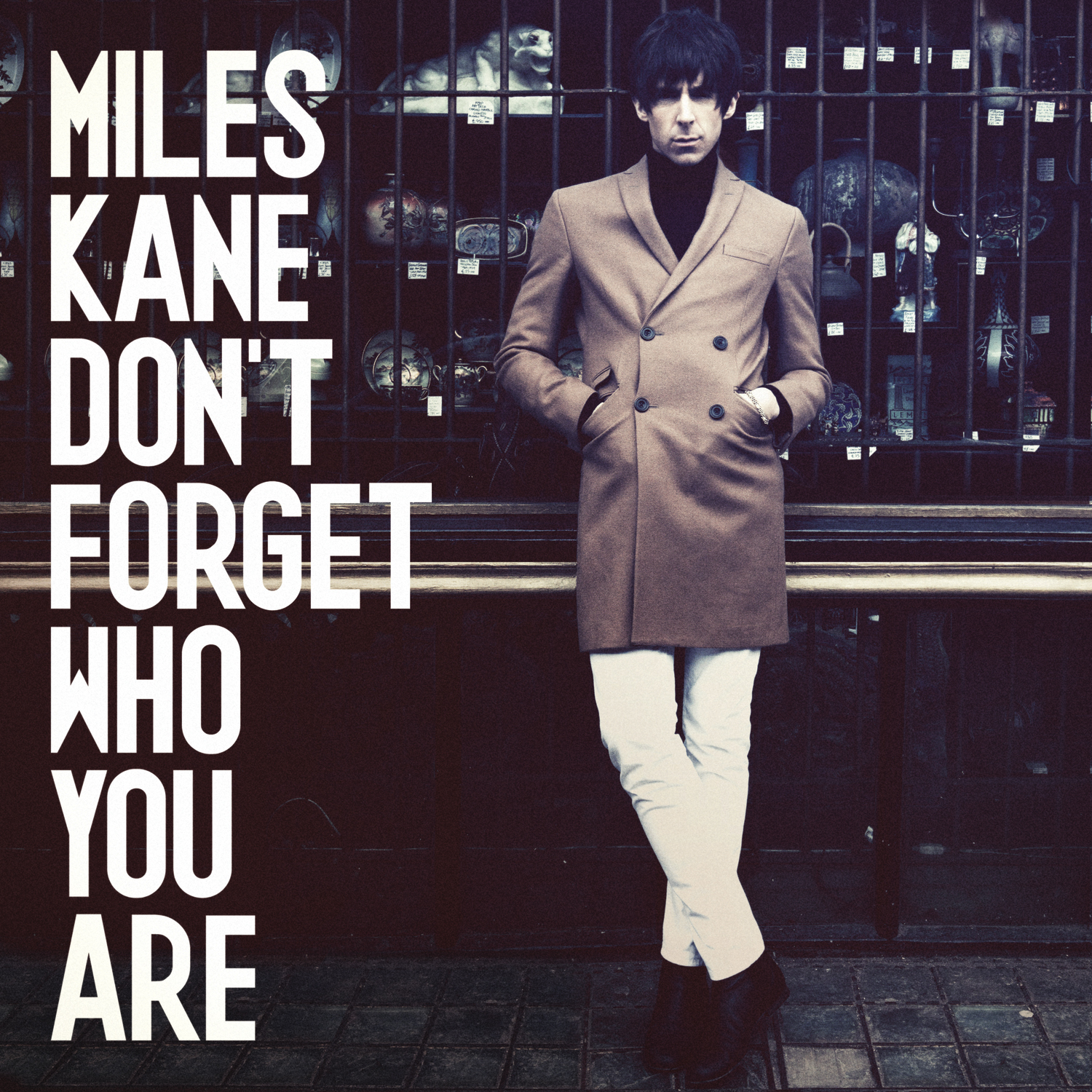 Miles Kane Don't Forget Who You Are recensione