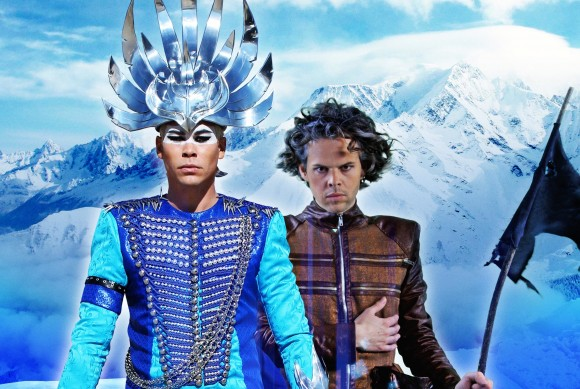 empire of the sun ice on the dune intervista