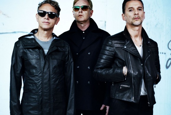 Depeche Mode tour Italia 2014