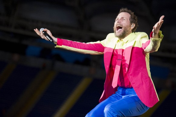jovanotti backup tour