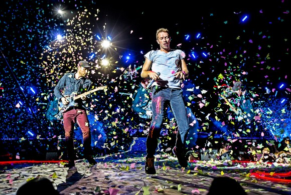 Coldplay nuovo singolo Atlas
