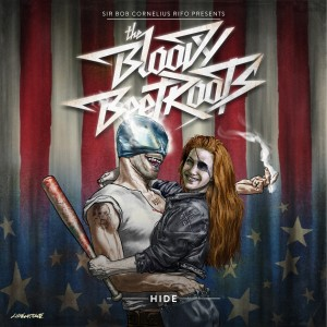 Bloody Beetroots hide recensione