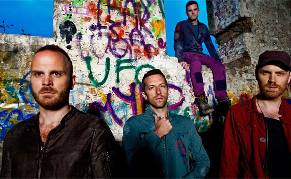 Coldplay atlas nuova canzone