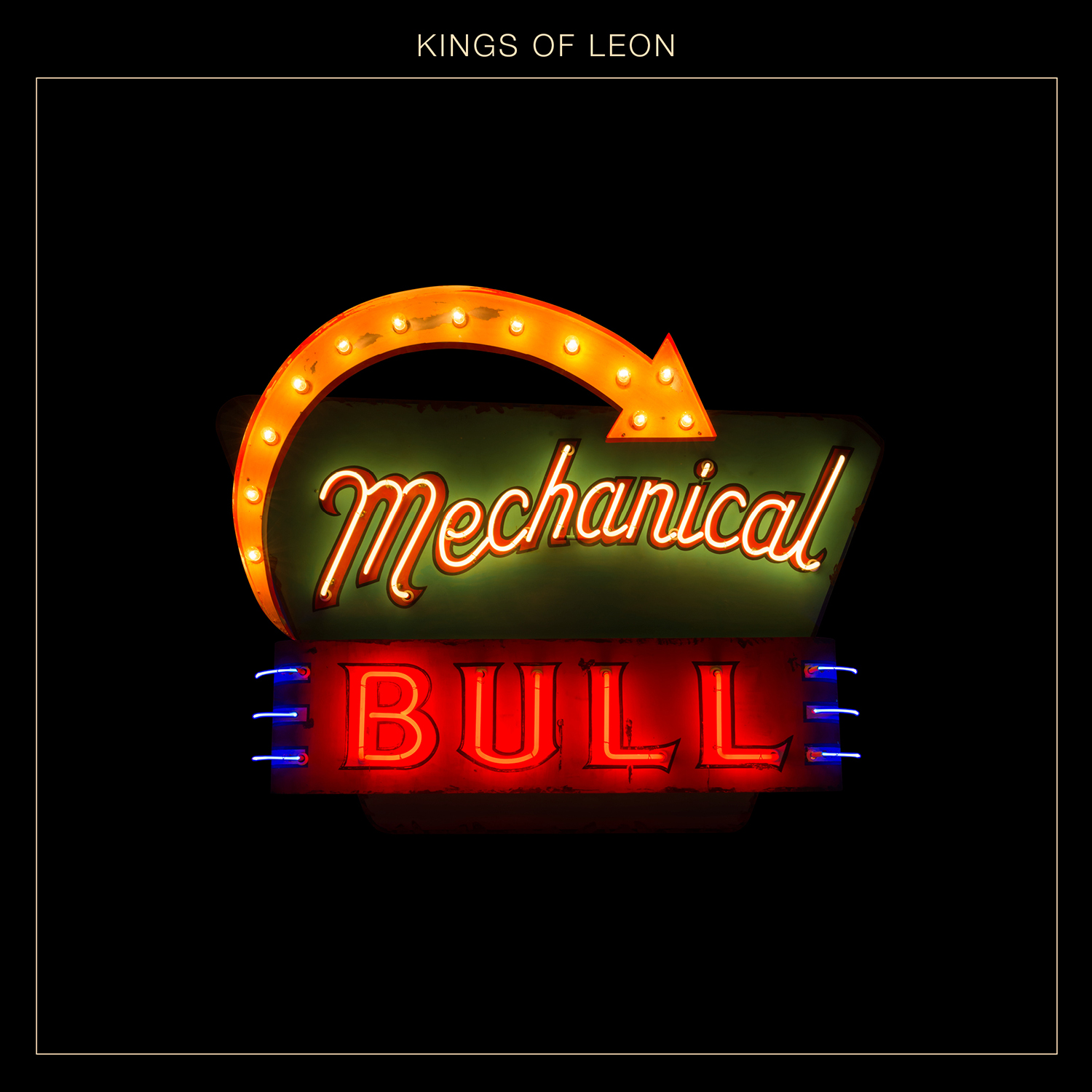 Kings Of Leon Mechanical Bull recensione
