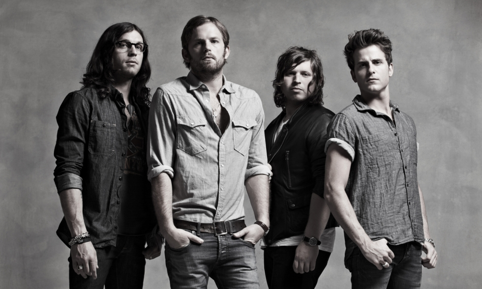 Kings Of Leon nuovo brano cover Robyn