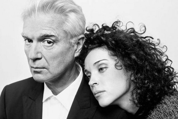 Scaletta David Byrne St. Vincent tour Italia 2013