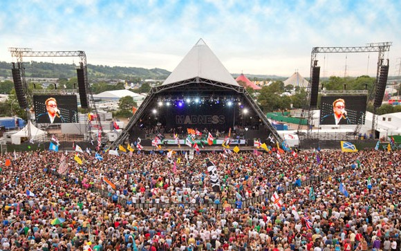 Glastonbury Festival 2014 sold out record