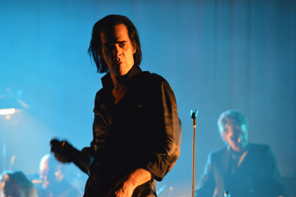 Nick Cave and The Bad Seeds scaletta tour 2013