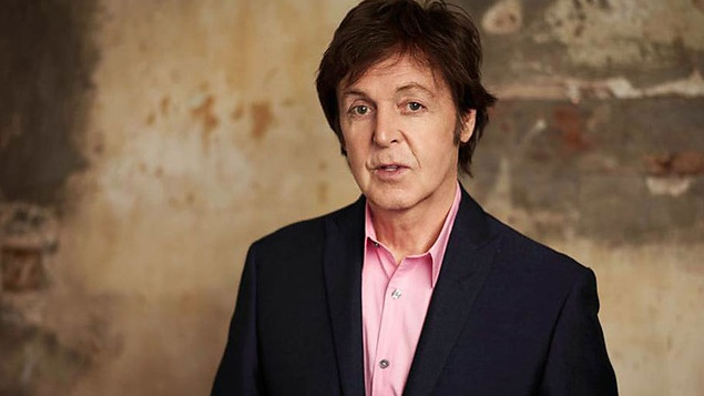 Paul McCartney New Live twitting