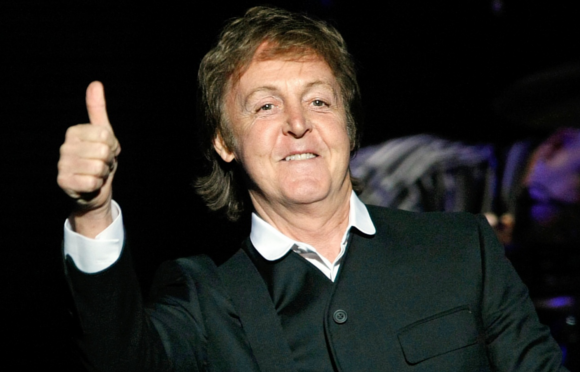 Paul McCartney domande twitter