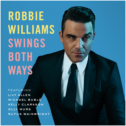 Robbie Williams Swing Both Ways Recensione
