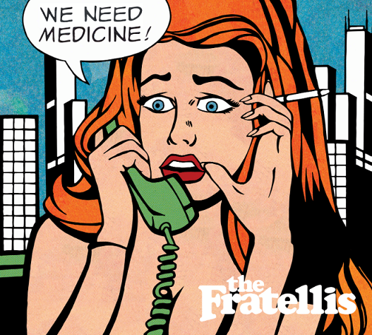 The Fratellis We Need Medicine recensione