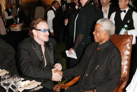 U2 Ordinary Love film Mandela