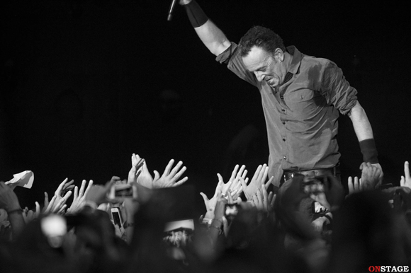 bruce springsteen lettera fan