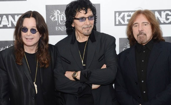 Concerti Black Sabbath tour italia 2014