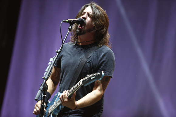 Foo Fighters Tour 2013 concerti