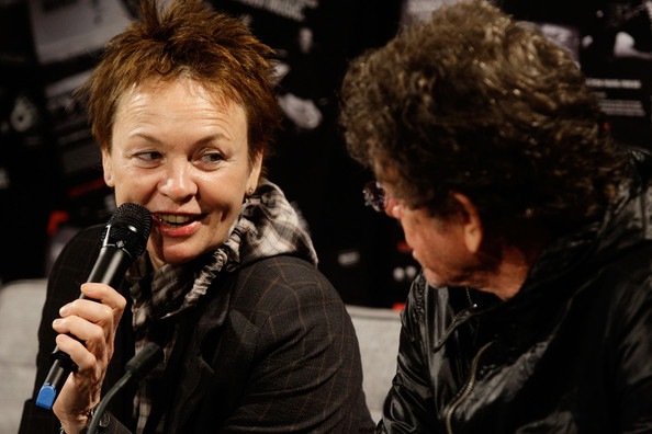 Laurie Anderson lettera Lou Reed