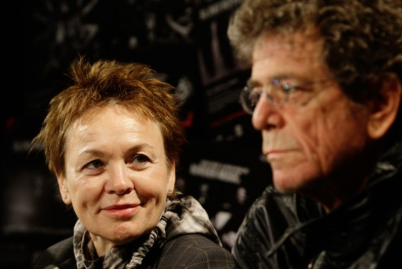 Lou Reed lettera moglie Laurie Anderson