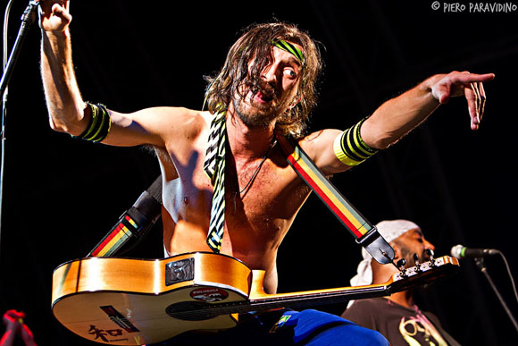 Gogol Bordello Italia 2015