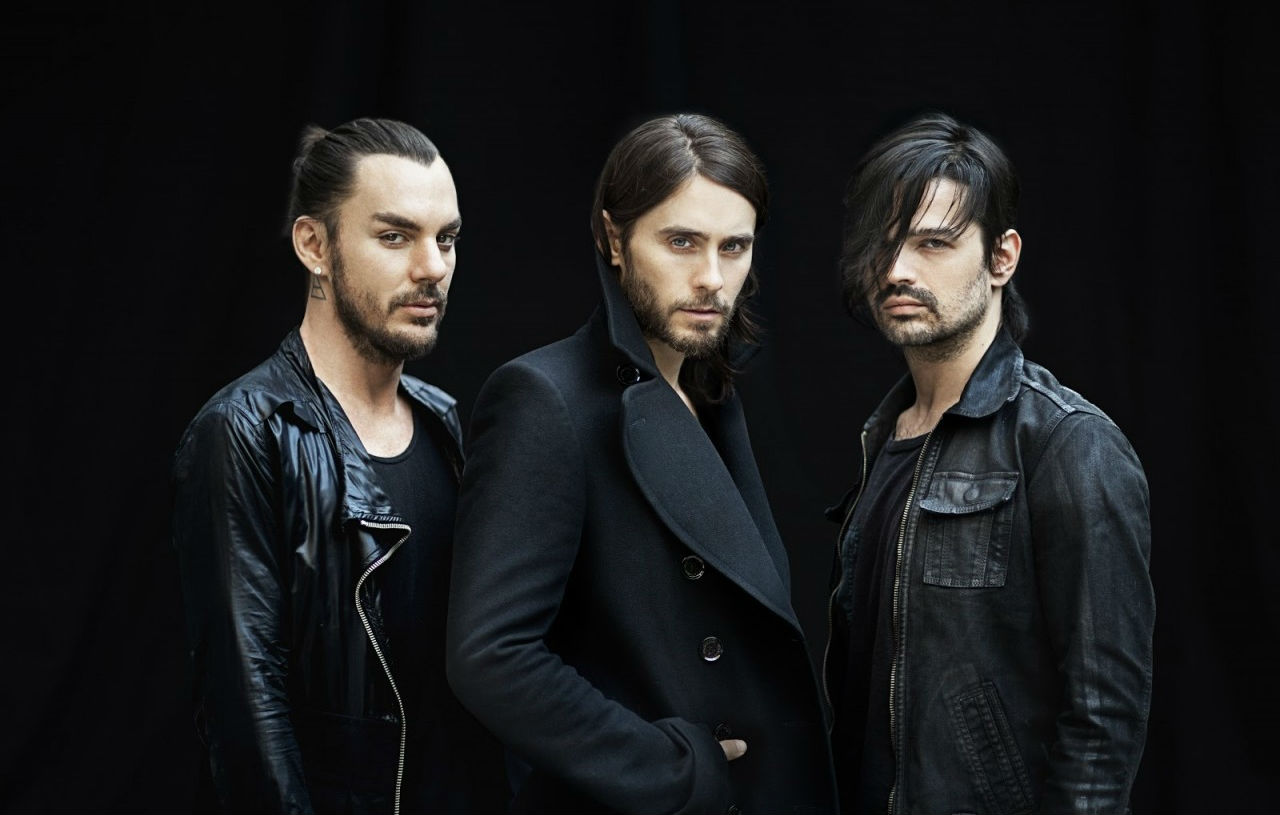 Concerti 30 Seconds To Mars tour Italia 2014
