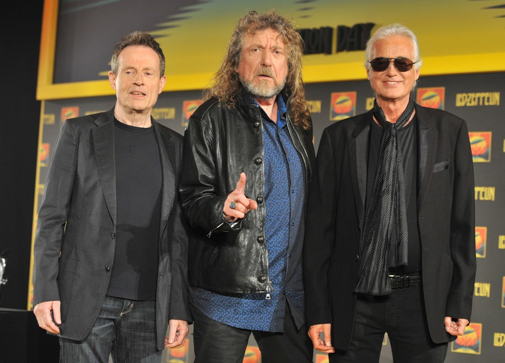 Spotify Led Zeppelin catalogo