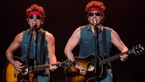 Bruce Springsteen parodia Born To Run Jimmy Fallon