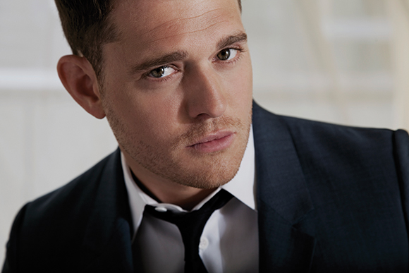 Michael Bublè in Italia