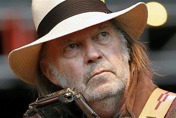 Neil Young nuovo album Jack White
