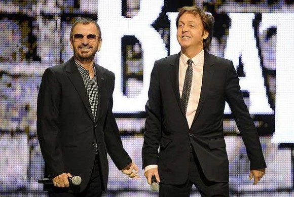 Paul McCartney Ringo Grammy 2014 esibizioni