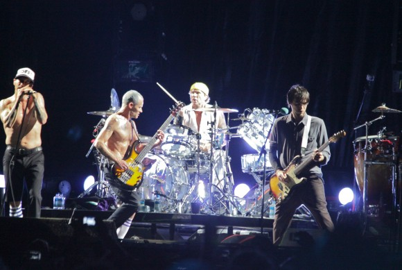 Red Hot Chili Peppers Super Bowl