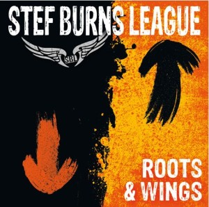Stef Burns League Roots & Wings recensione