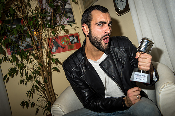 Marco Mengoni Onstage Awards 2013