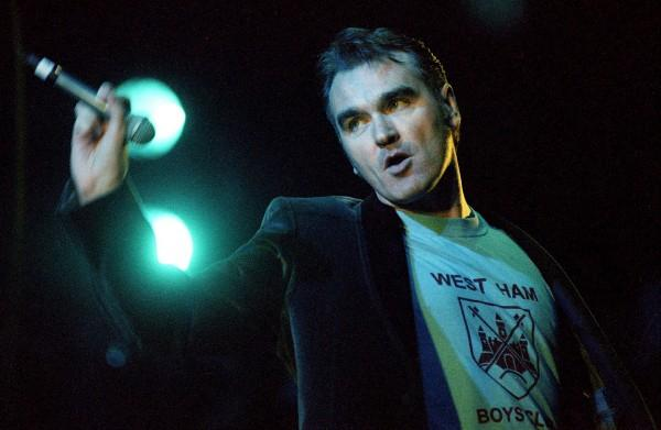 Morrissey reunion Smiths