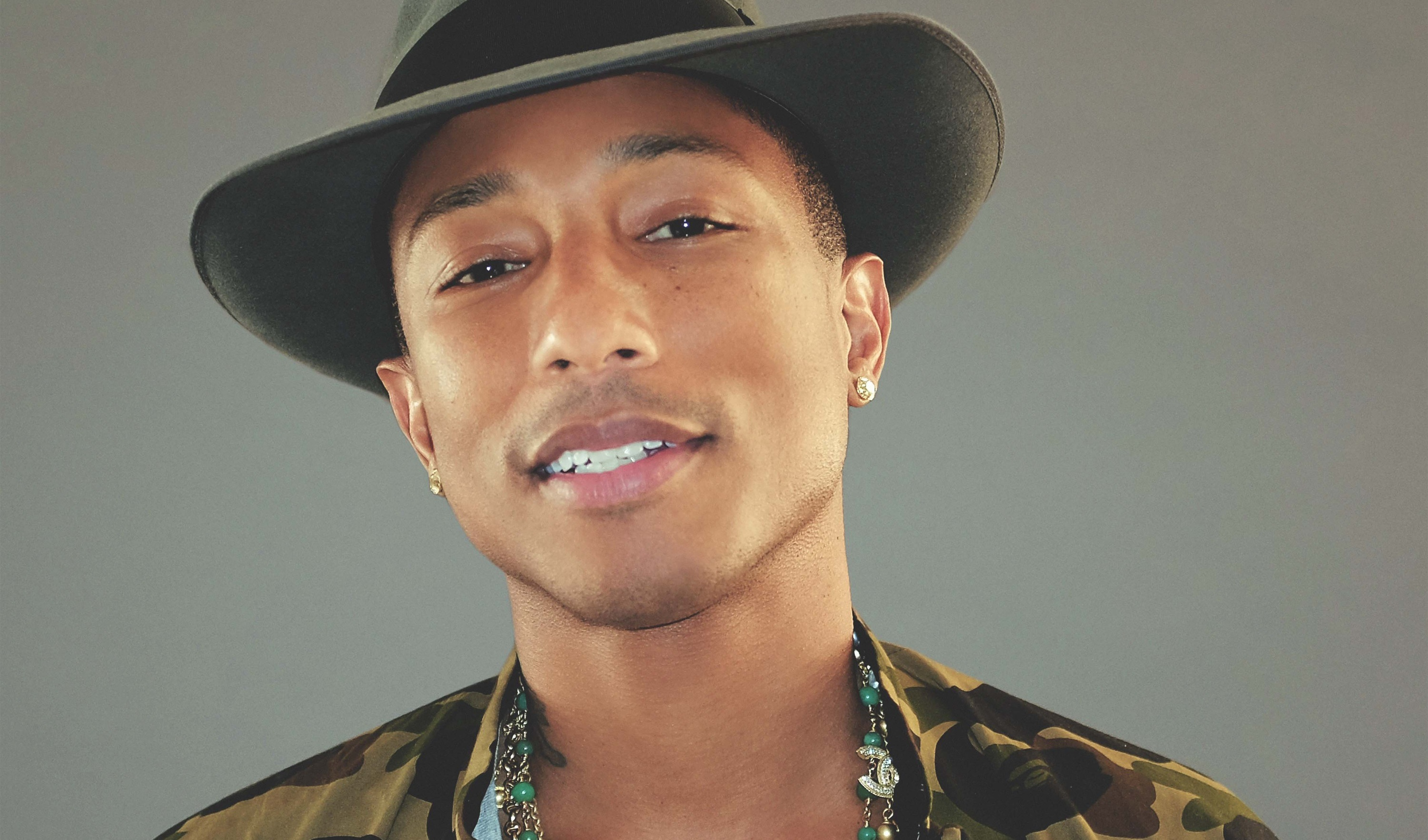 Pharrel Williams nuovo album girl