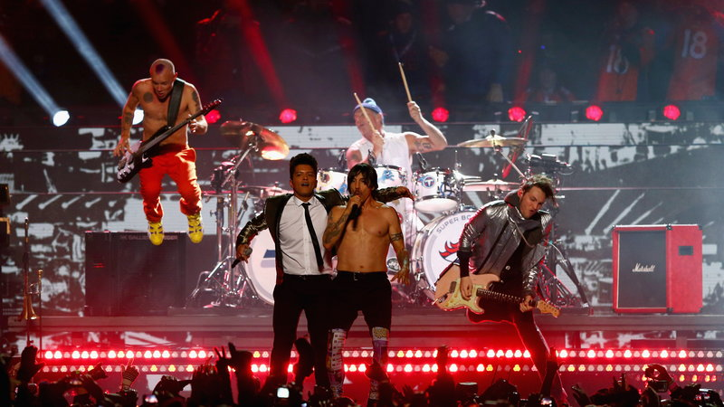 Red Hot Chili Peppers nuovo album ibernarsi