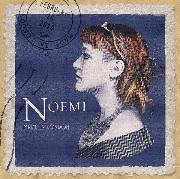 Noemi Made In London recensione