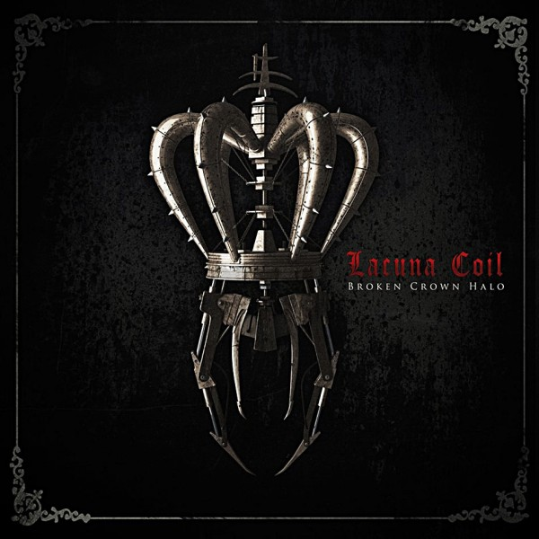 Lacuna Coil - Broken Crown Halo Cover