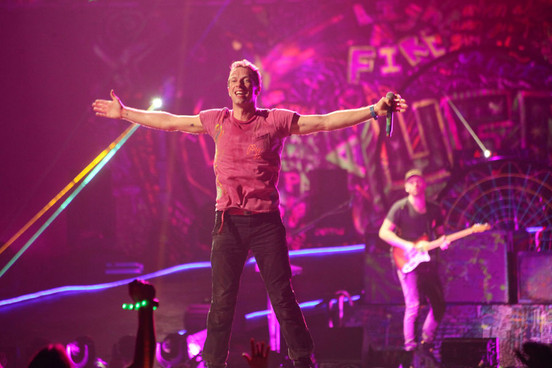 coldplay tour 2015
