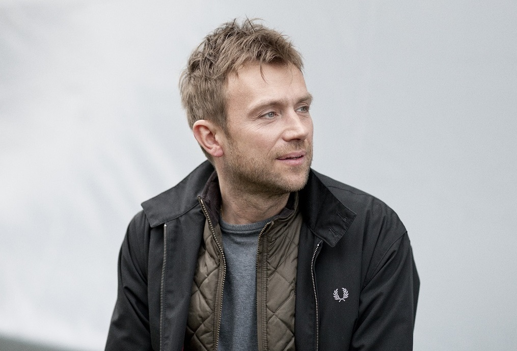 Damon Albarn streaming nuovo album Everyday Robots