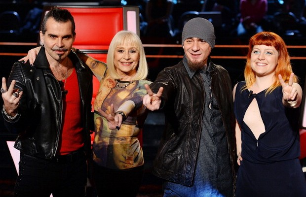 The Voice Italia 2014 favoriti