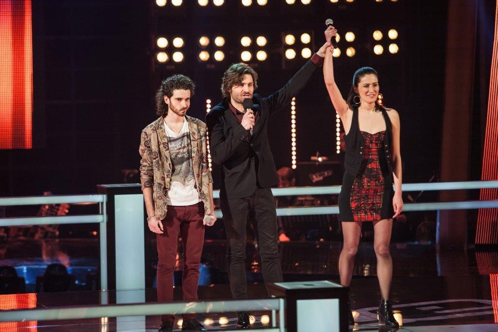 The Voice_Battles_Mia Schettino vs Marco Costa