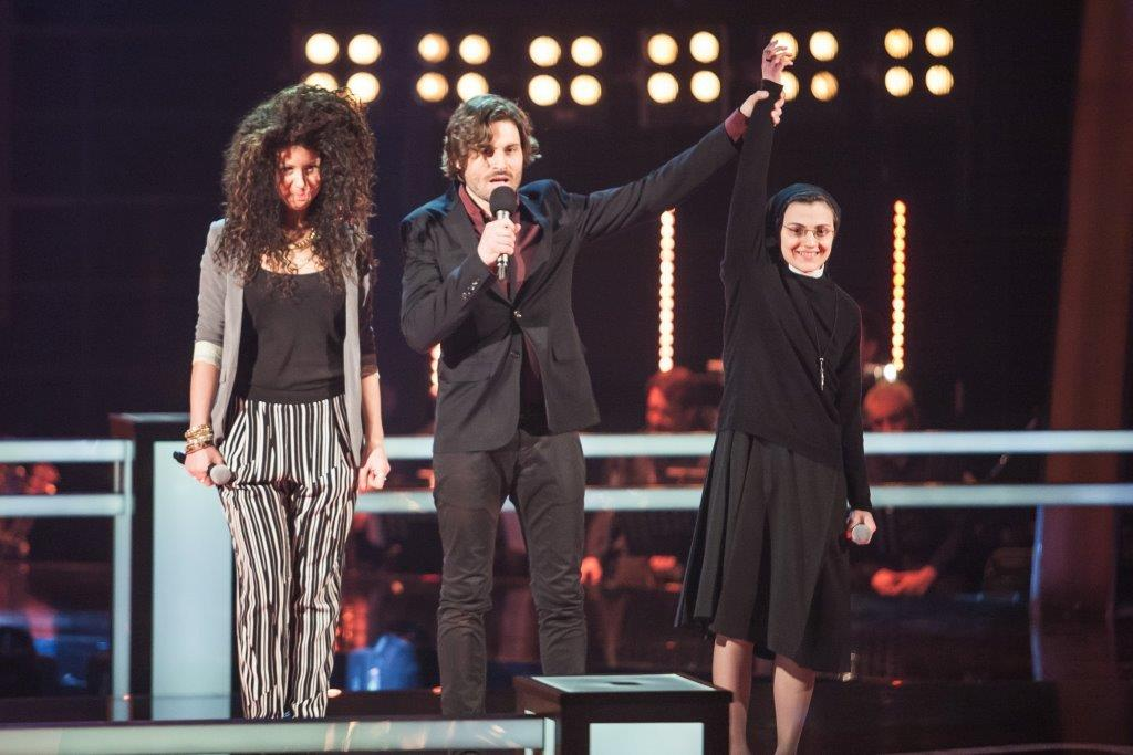 The Voice_Battles_Suor Cristina vs Luna Palumbo_19