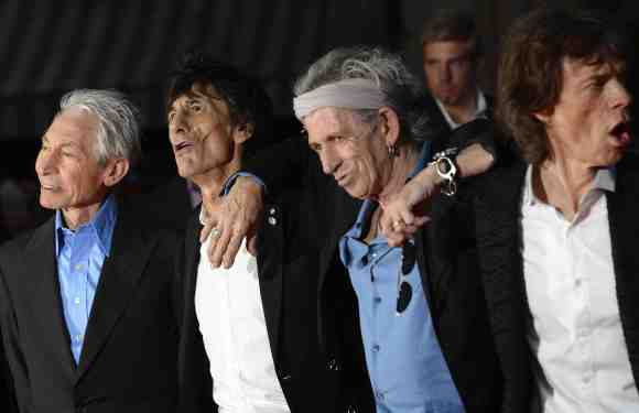 rolling stones date concerti europa