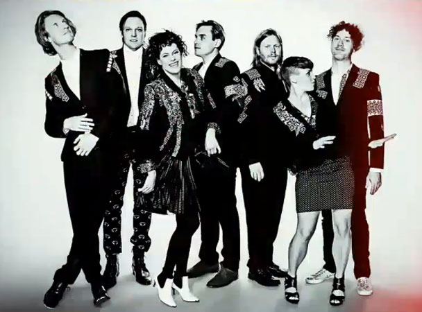 Arcade Fire nuovo video We Exist