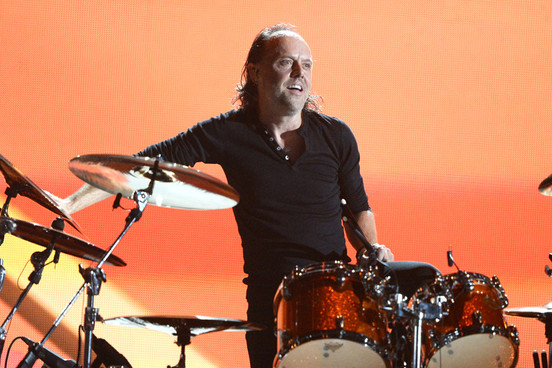 Lars Ulrich Will Ferrell Chad Smith