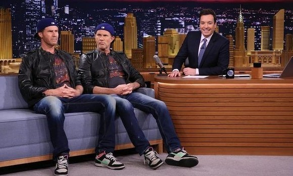 chad-smith-will-ferrell-sfida-lars-ulrich