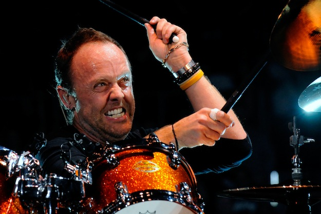 Lars Ulrich cocaina Noel Gallagher